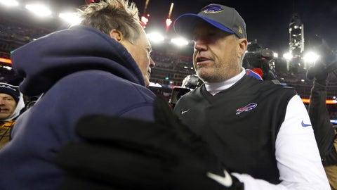 Sunday: Bills at Patriots