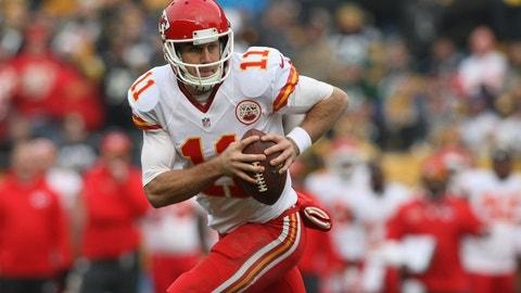Alex Smith, Chiefs