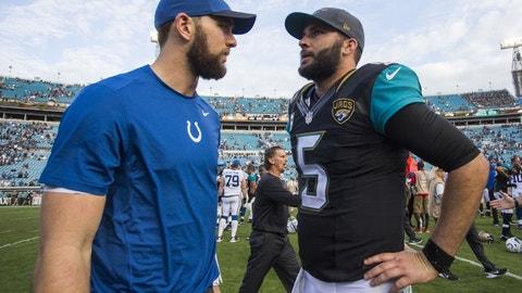 Sunday: Colts at Jaguars (London)
