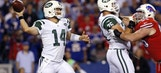 Ryan Fitzpatrick will not lose job to Geno Smith