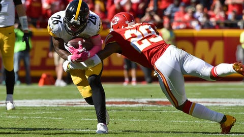 Kansas City Chiefs: Pittsburgh Steelers