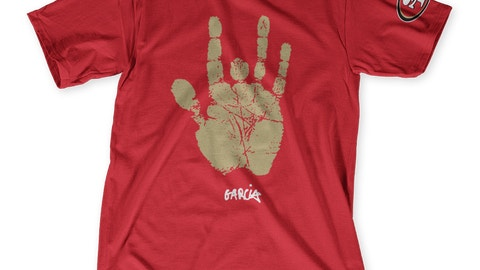 San Francisco 49ers: Jerry Garcia