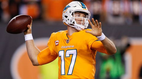 Ryan Tannehill, 28, Miami Dolphins