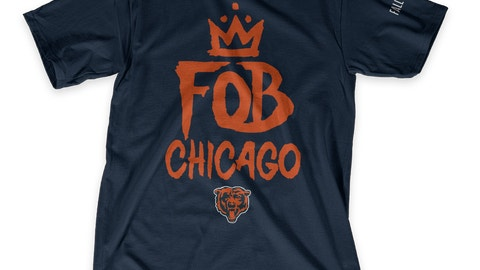 Chicago Bears: Fall Out Boy
