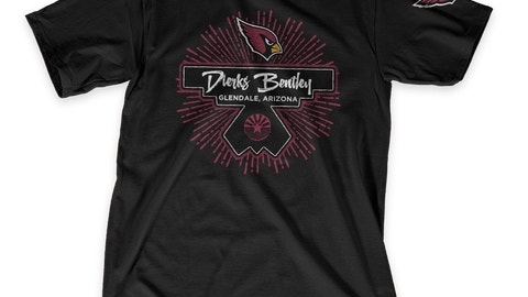 Arizona Cardinals: Dierks Bentley