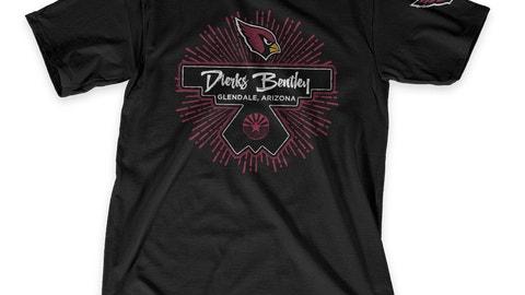 Arizona Cardinals: Dierks Bentley