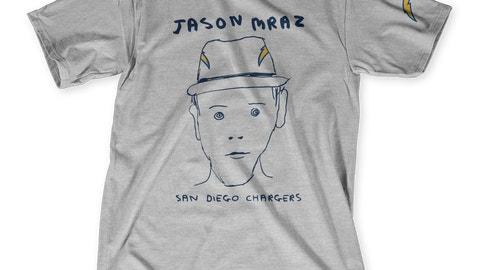 San Diego Chargers: Jason Mraz