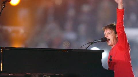 PAUL MCCARTNEY (2005)