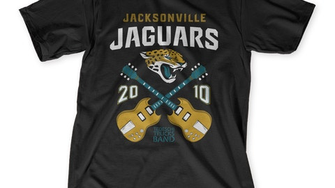 Jacksonville Jaguars: Tedeschi Trucks Band
