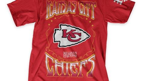 Kansas City Chiefs: Melissa Etheridge