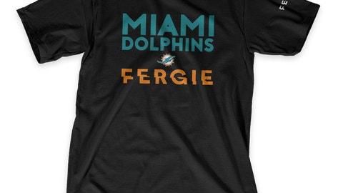 Miami Dolphins: Fergie