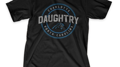 Carolina Panthers: Daughtry