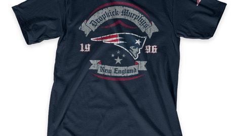New England Patriots: Dropkick Murphys