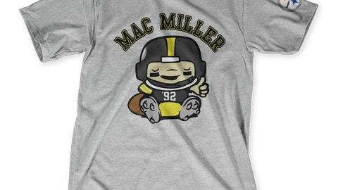 Pittsburgh Steelers: Mac Miller