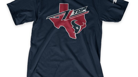 Houston Texans: ZZ Top