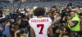 Kaepernick's protest is not dividing 49ers locker room