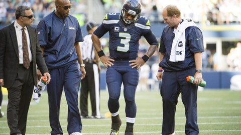 Seattle Seahawks (4-2-1): 3 covers ATS