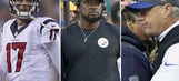 Texans' Continued QB Problems, Steelers' Bounce Back Ability, Rex vs. Belichick