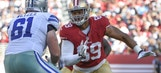 Cowboys at 49ers live stream: How to watch online
