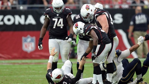 Arizona Cardinals (last week: 9)