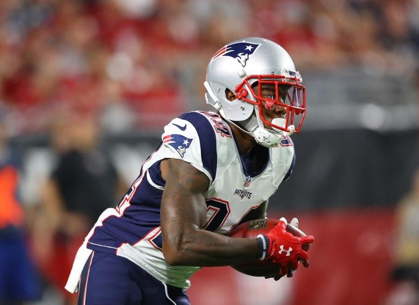 wholesale dealer b0c47 22cf3 Patriots rookie Cyrus Jones on Super Bowl LI: 'It was hell ...