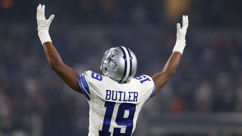 Brice Butler's unsportsmanlike conduct penalty