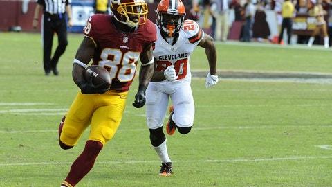 Washington Redskins: Pierre Garcon, WR