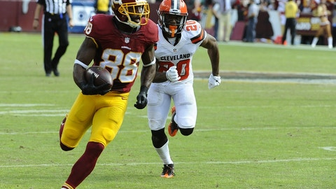 Washington Redskins: Pierre Garcon, WR