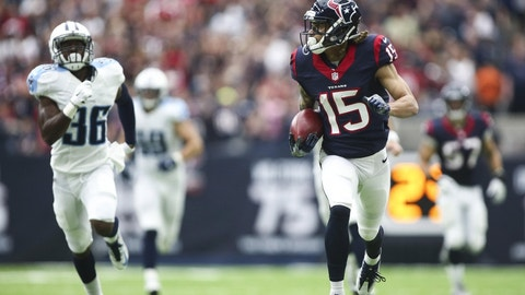 Week 17: Texans at Titans, Jan. 1