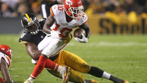Tyreek Hill is a difference-maker
