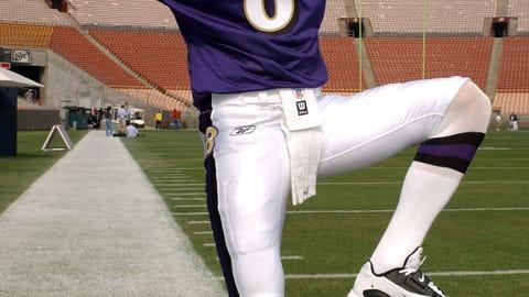 Ravens: QB Kyle Boller (No. 19, 2003)