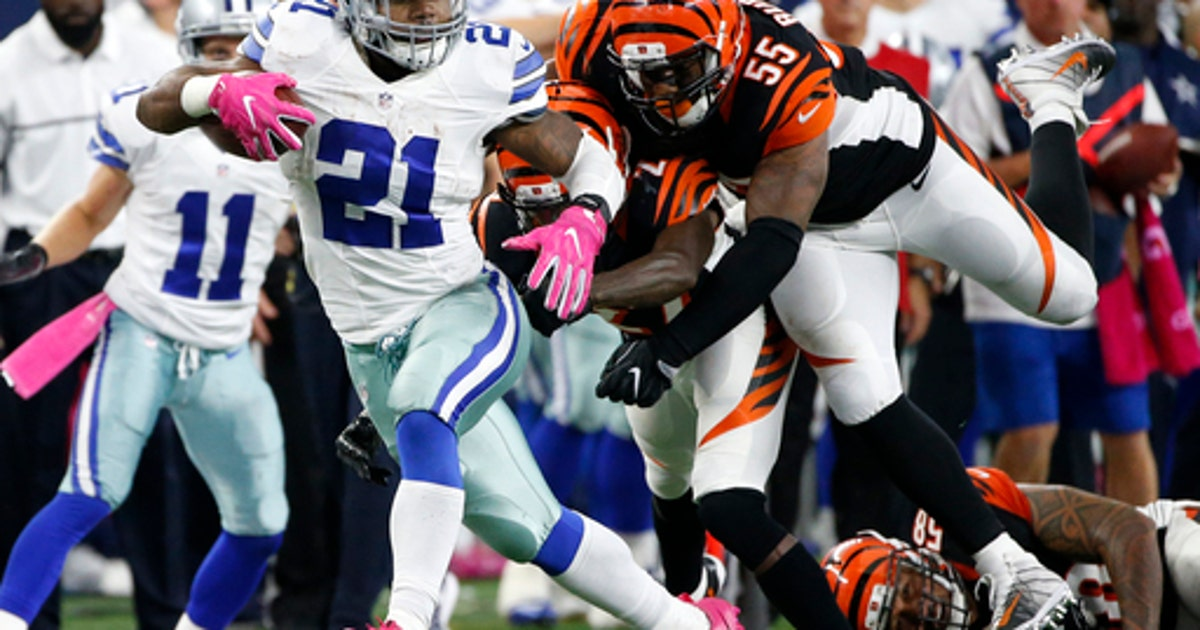 abce1d1c41c1 Rookie-led Cowboys are 4-1 after 28-14 win over Bengals