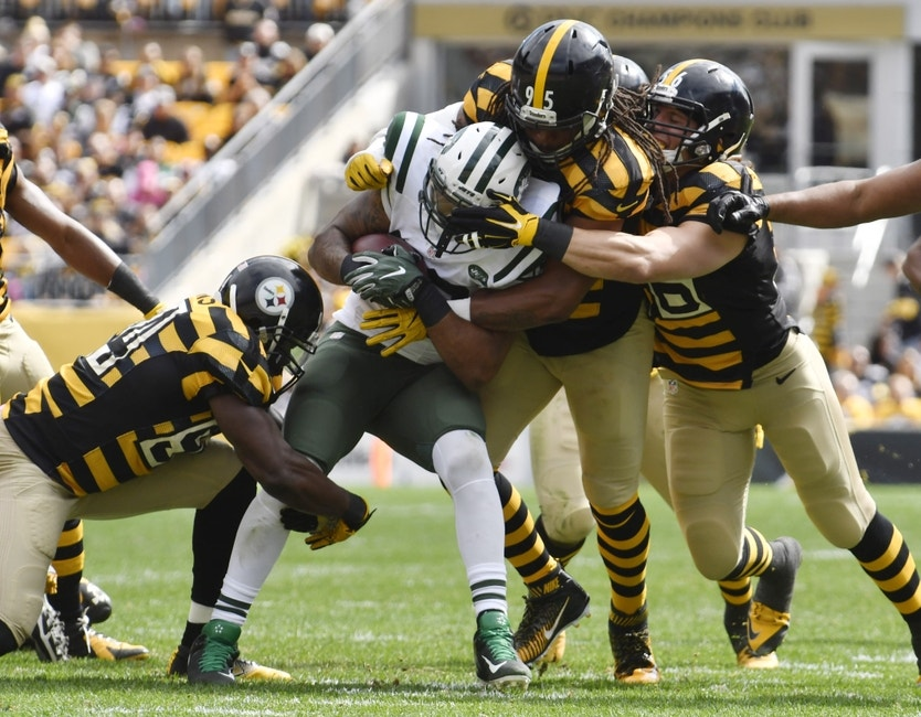 New York Jets At Pittsburgh Steelers Recap Higlights Final