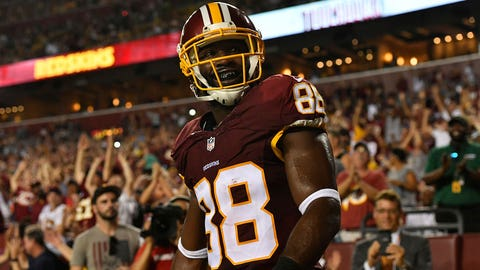 3. WR Pierre Garcon to the 49ers