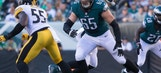 Lane Johnson has officially been suspended, expected to return December 19th