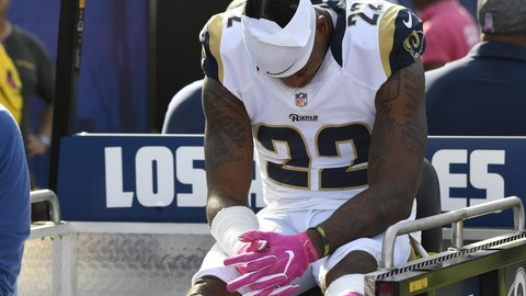 Trumaine Johnson, CB, Rams