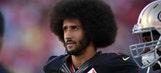 49ers name Colin Kaepernick starting quarterback ahead of Bills game