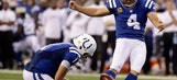 Vinatieri remains focused with field goal record in sight
