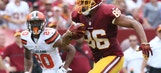 Jordan Reed Placed Into Concussion Protocol After Experiencing Symptoms
