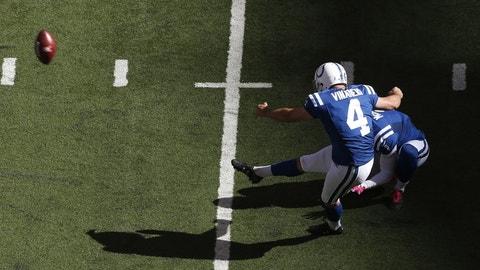 K Adam Vinatieri (2006 Colts)