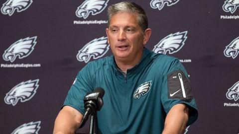 Jim Schwartz, Philadelphia Eagles