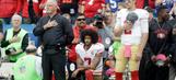 Buffalo fans break into U-S-A chant before Colin Kaepernick's anthem protest