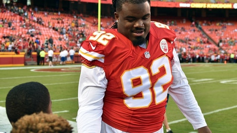 DT Dontari Poe (2012): Bench Press Hero