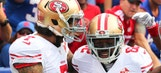 Watch: Colin Kaepernick throws 53-yard TD pass for first score of season
