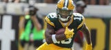 Short on running backs, Packers may use Cobb, Montgomery in backfield