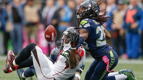 Atlanta Falcons: Seattle Seahawks