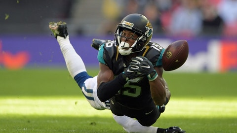 Allen Robinson, WR, Jacksonville Jaguars