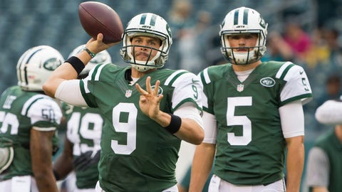 Jets have to find a QB for 2017