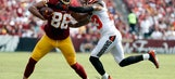 Redskins' Reed: Knew he had concussion, didn't say anything