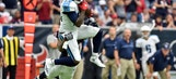 Receiver Kendall Wright healthy, showing his value to Titans